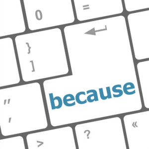because word on computer pc keyboard key
