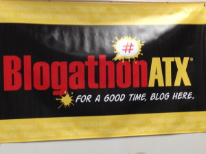 BlogathonATX Sign